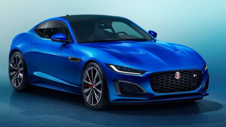 Jaguar F-Type 2021 – Svelte et élégante sous tous les angles