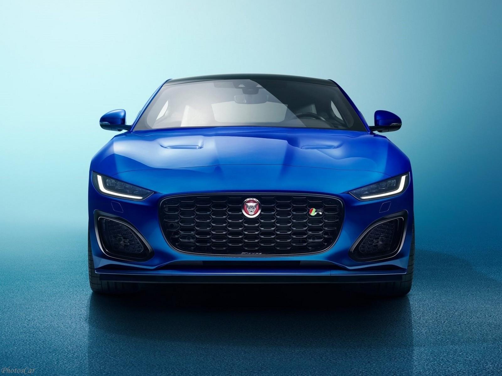 Jaguar_F-Type 2021