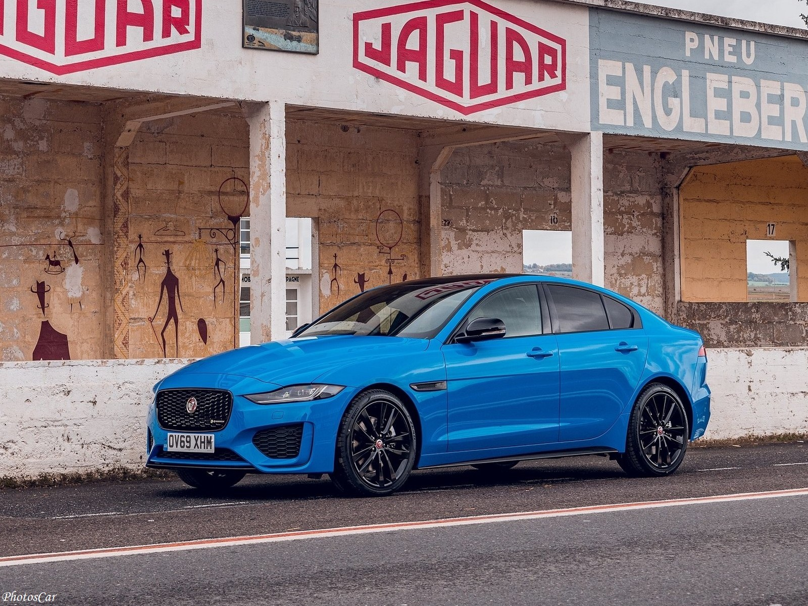 Jaguar XE Reims Edition 2020