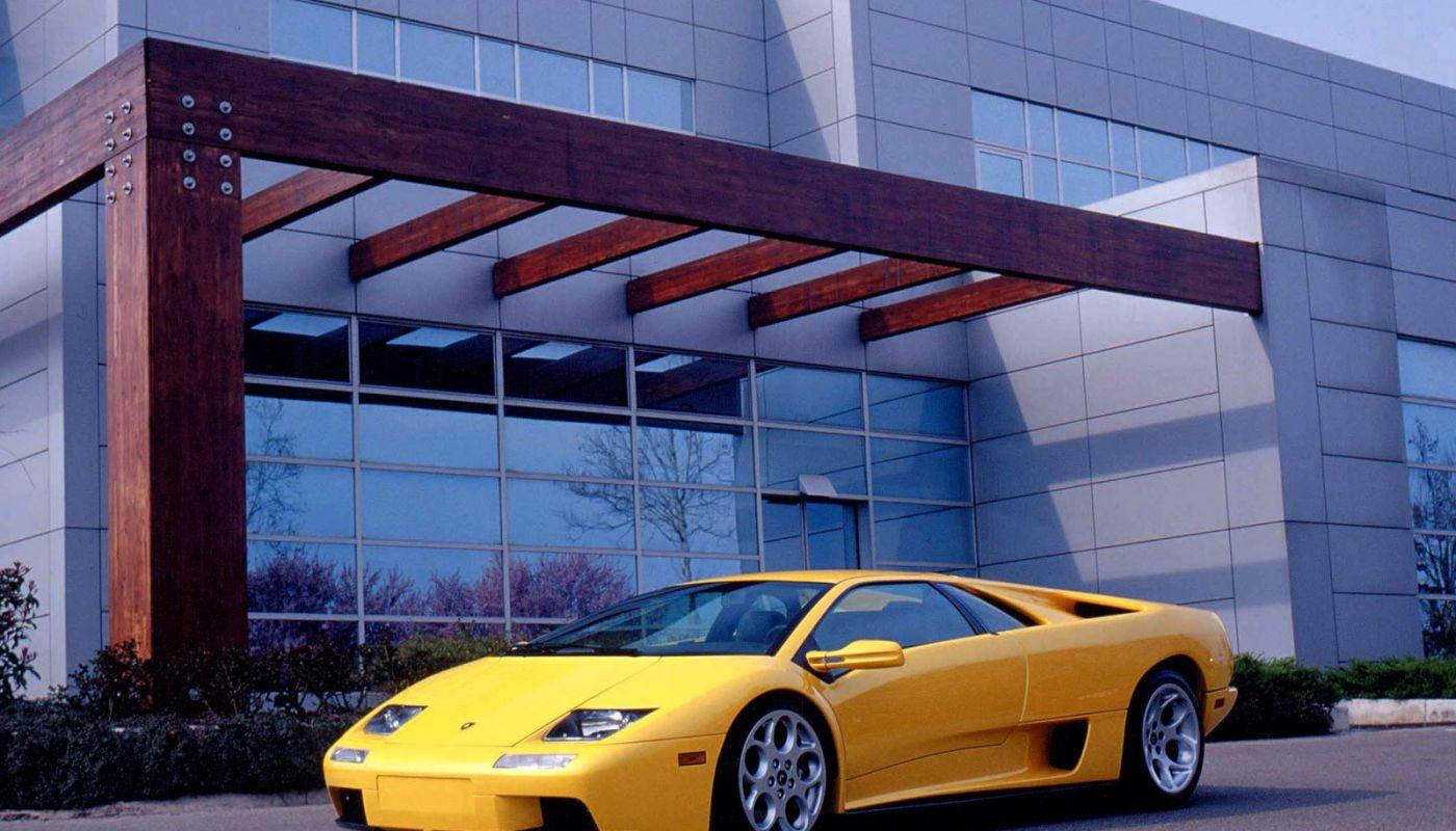 Lamborghini Diablo 1990