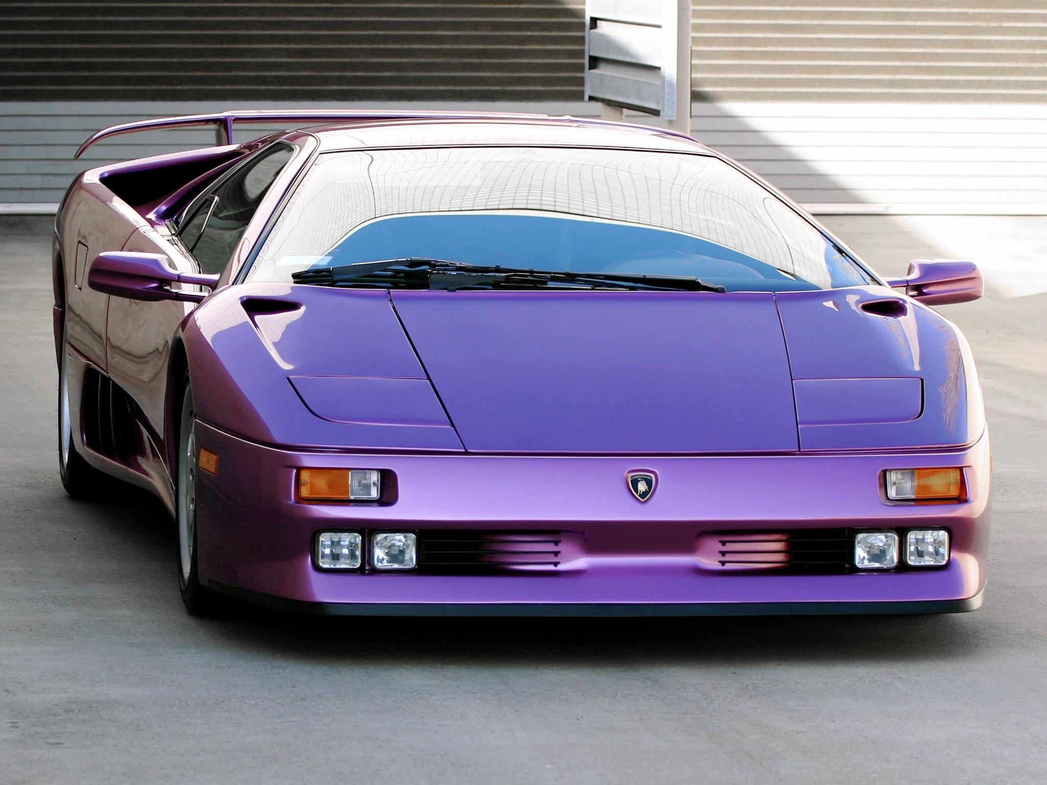 Lamborghini Diablo SE30 USA 1994