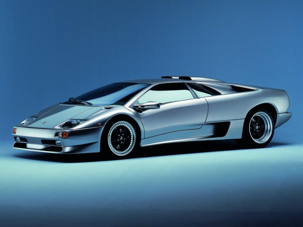 Lamborghini Diablo SV 1996