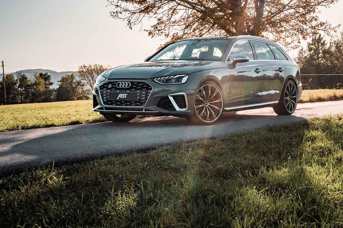 Audi S4 TDI Avant ABT 2019