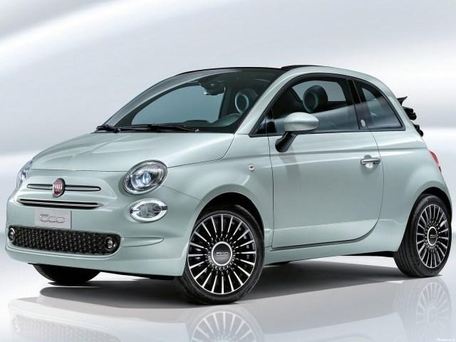 Fiat 500 Hybride 2020