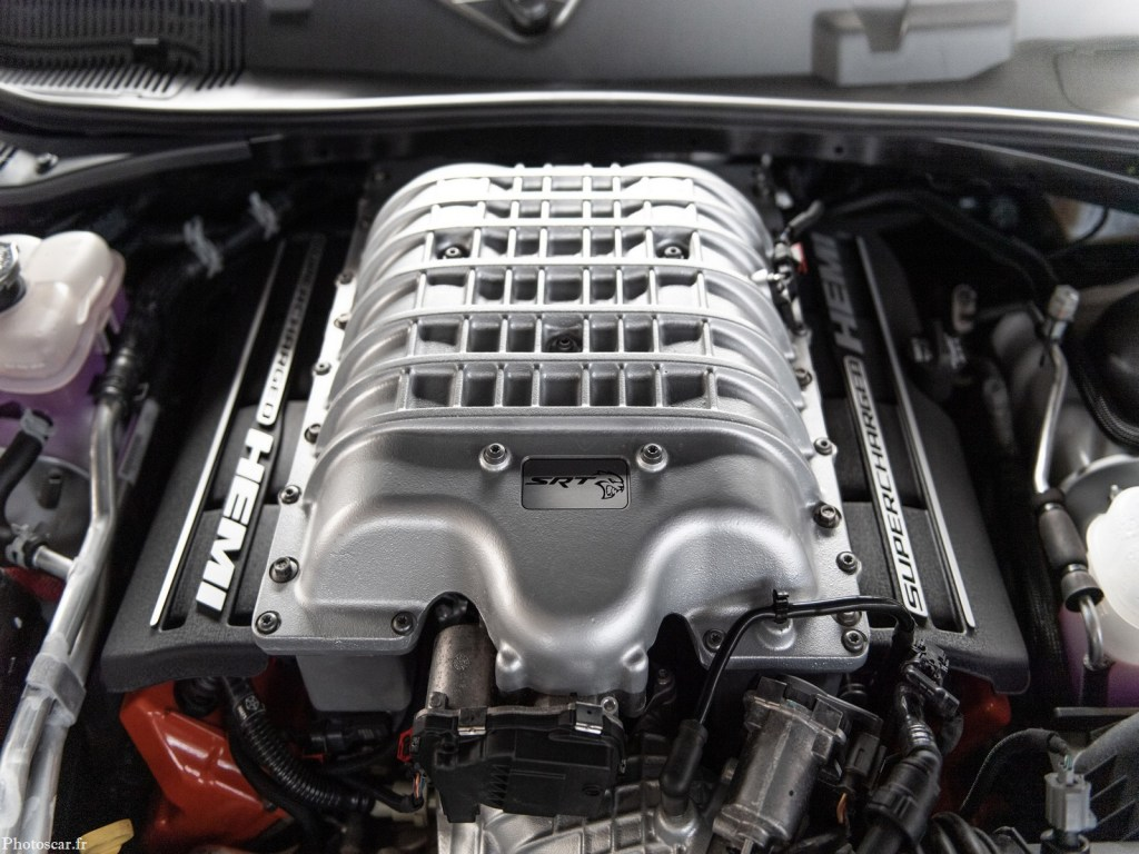 Geigercars Challenger SRT Hellcat Cerberus 2019