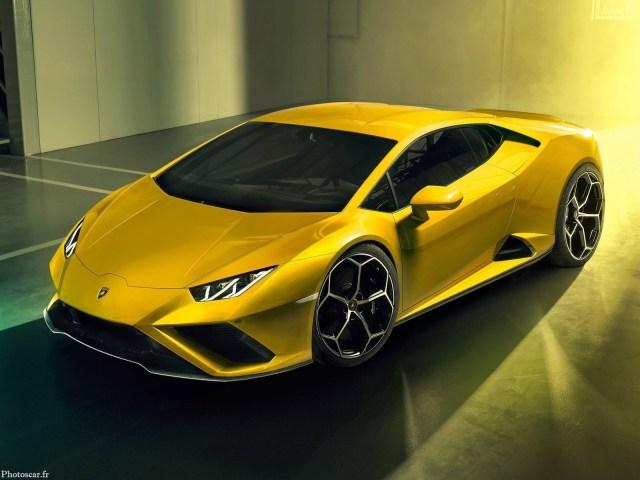 Lamborghini Huracan Evo RWD 2021