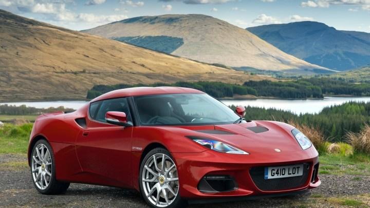 Lotus Evora GT410 2020 – Améliorant de la conduite et du raffinement