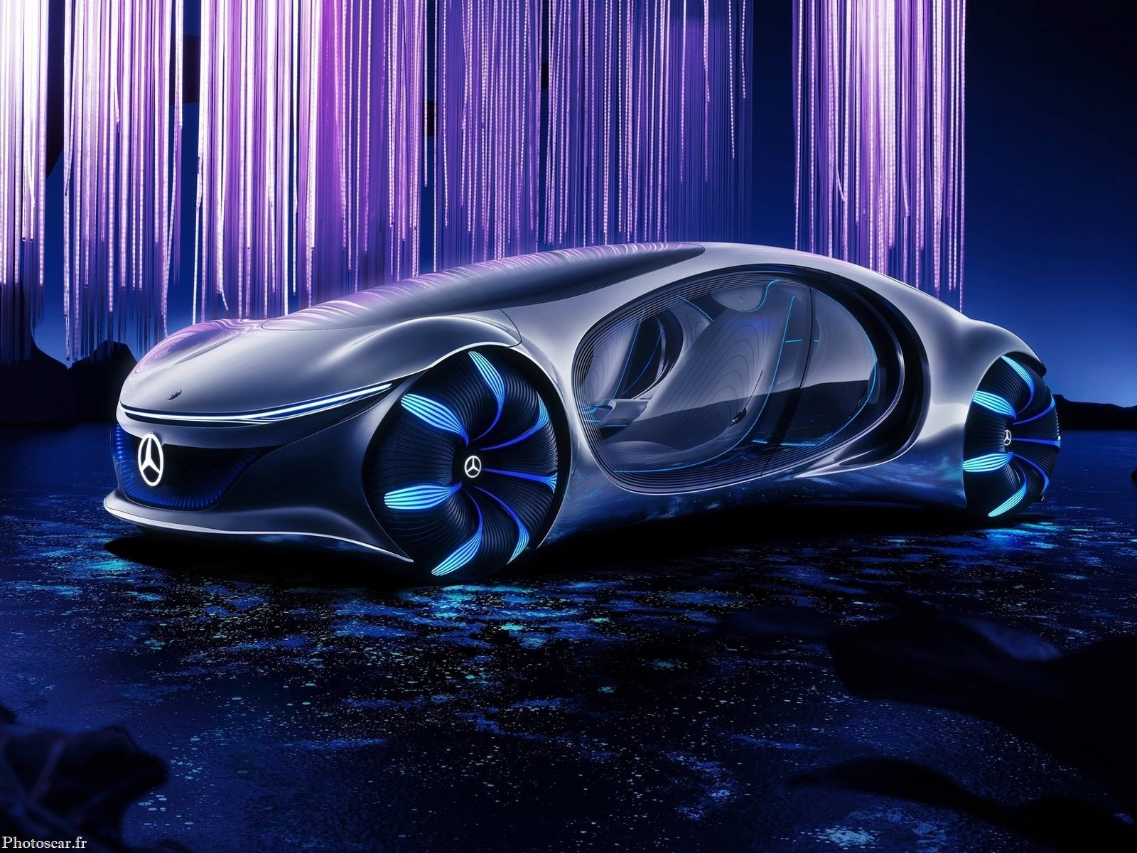 Mercedes Benz Vision Avtr Concept 2020