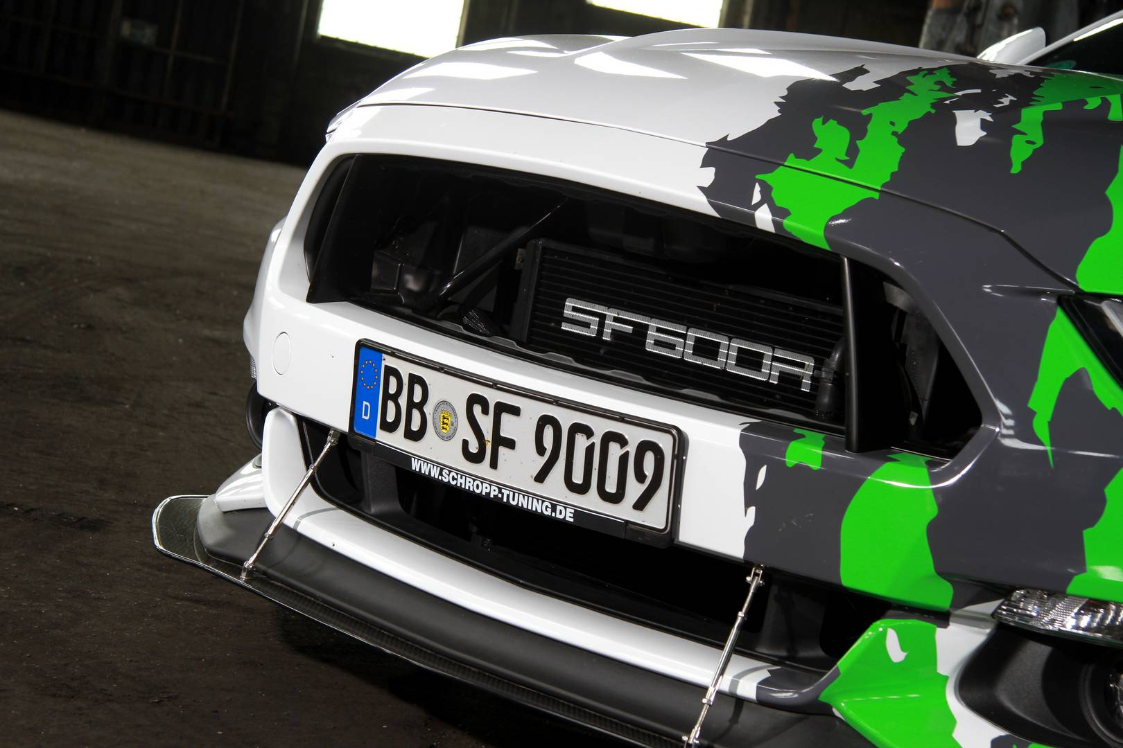 Schropp Tuning - Ford Mustang SF600R 2017