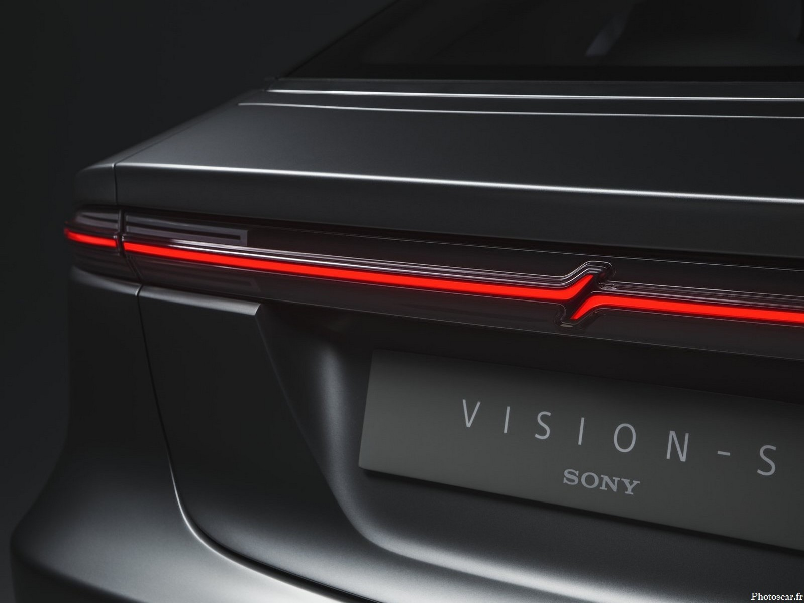 Sony Vision-S Concept 2020