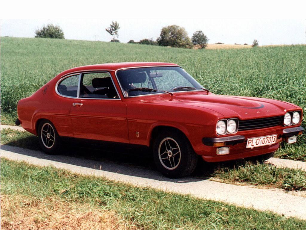 Ford Capri I 1969