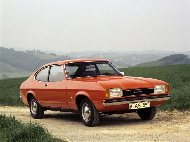 Ford Capri II 1974-1977