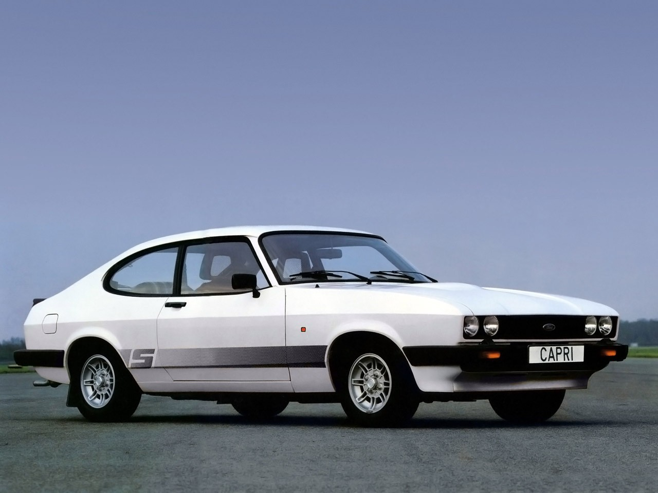 Ford Capri S 1978-1987