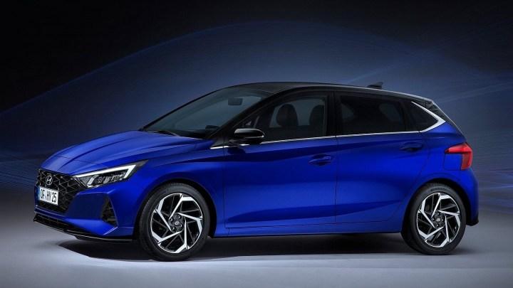 Hyundai i20 2021 – Conceptions attrayantes et une connectivité complètes