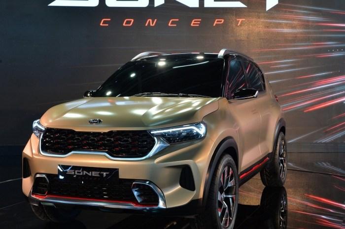 Kia Sonet Concept 2020 – Un SUV compact moderne, dynamique et audacieux