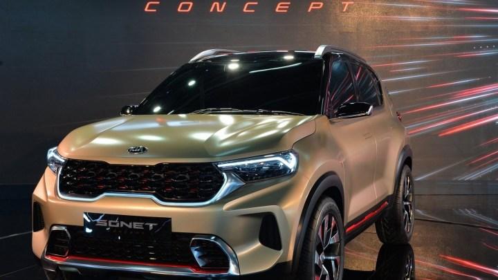 Kia Sonet Concept 2020 – Un futur SUV compact pour le marché mondial