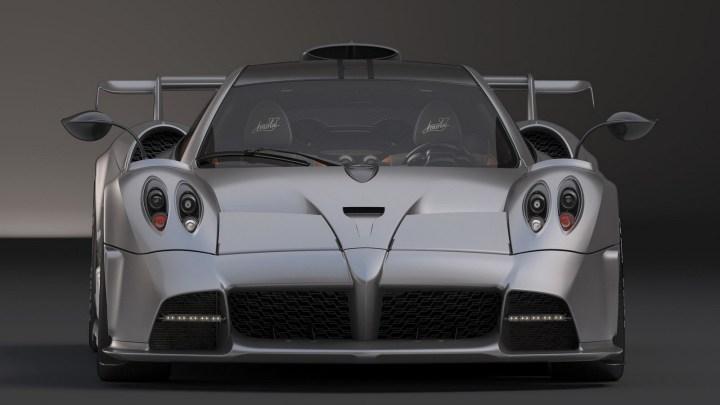 Pagani Imola 2021 – Une hypercar de 5,4 millions de dollars avec 838 ch