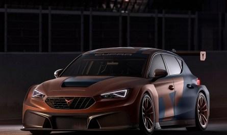 Seat Cupra Leon Competicion 2020