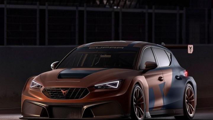 Seat Cupra Leon Competicion 2020 – Destinée au TCR ou en endurance