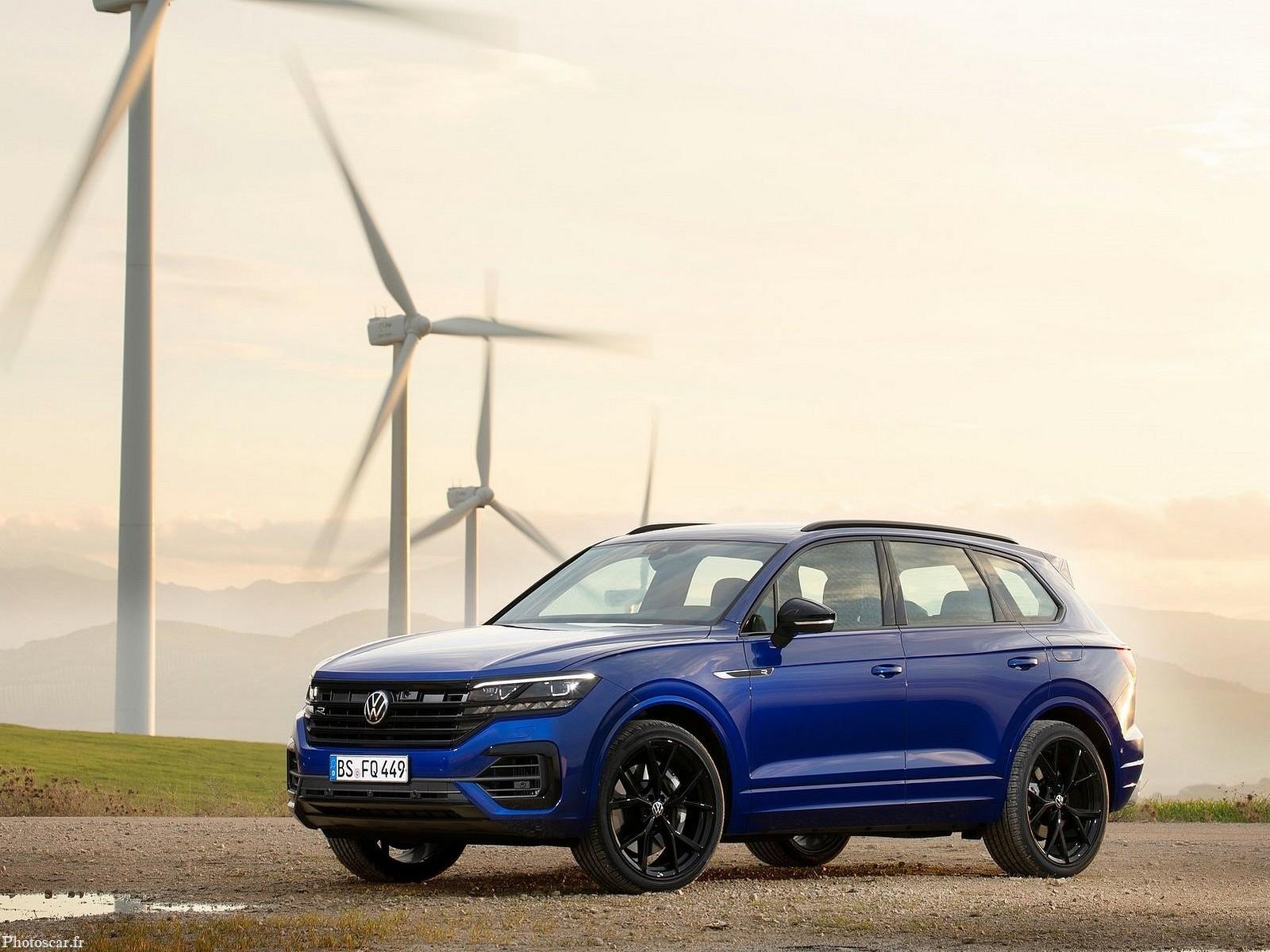 Volkswagen Touareg R 2021 - Premier modèle R hybride ...