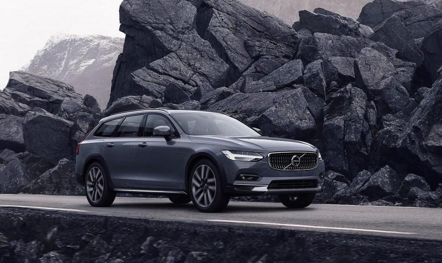 Volvo V90 Cross Country 2020 – Cabine chic aussi pratique que luxueux.