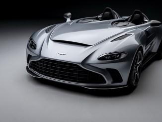 Aston Martin V12 Speedster 2021