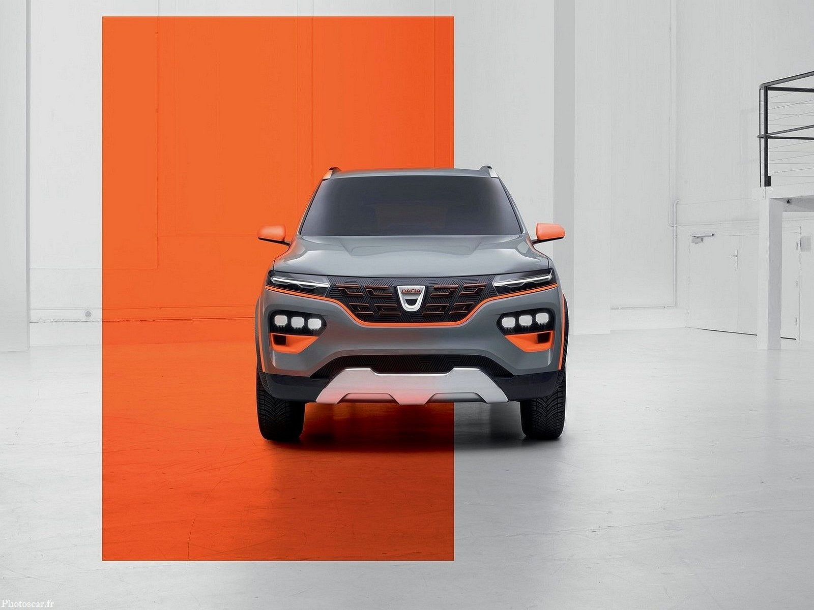 Dacia Spring Electric Concept 2020