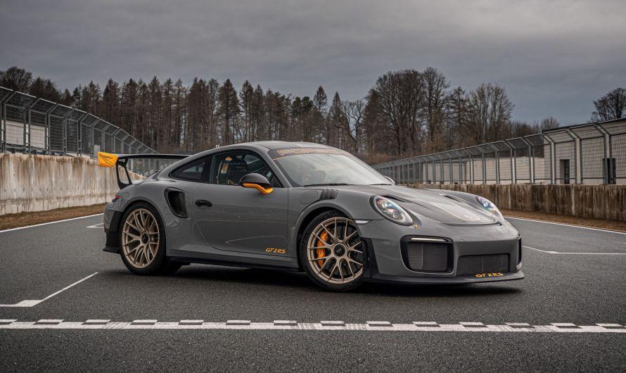 Edo Competition Porsche 991 GT2 RS – Moteur 6 cylindres-Boxer 700 ch