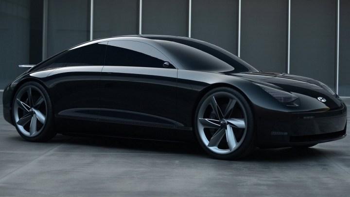 Hyundai Prophecy Concept 2020 – Sportivité électrique et autonome