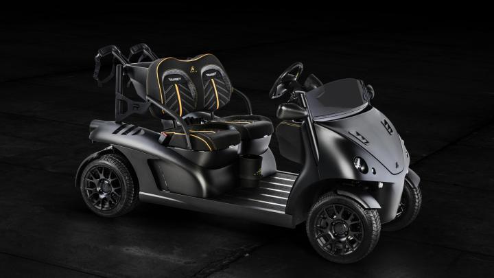 Mansory Garia Golf Currus 2014 – Une édition limitée du Garia Roadster
