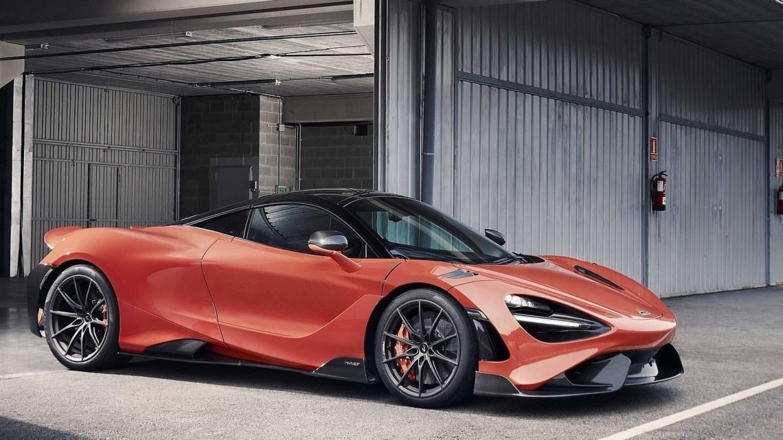 McLaren 765LT 2021 – Plus léger et plus puissant que le 720S