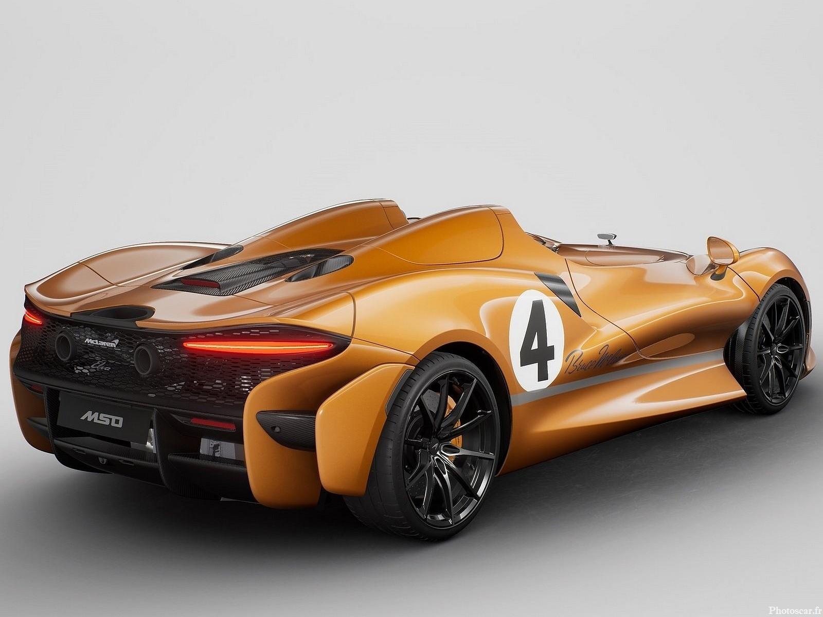 McLaren Elva M6A Theme MSO 2021