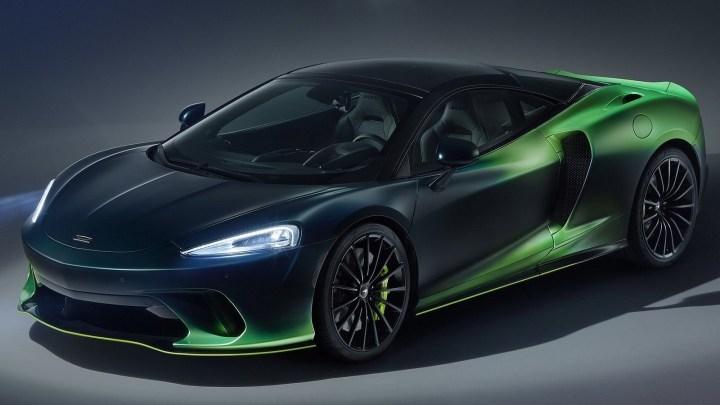 McLaren GT Verdant MSO 2020 – Un revêtement en triple couche de satin