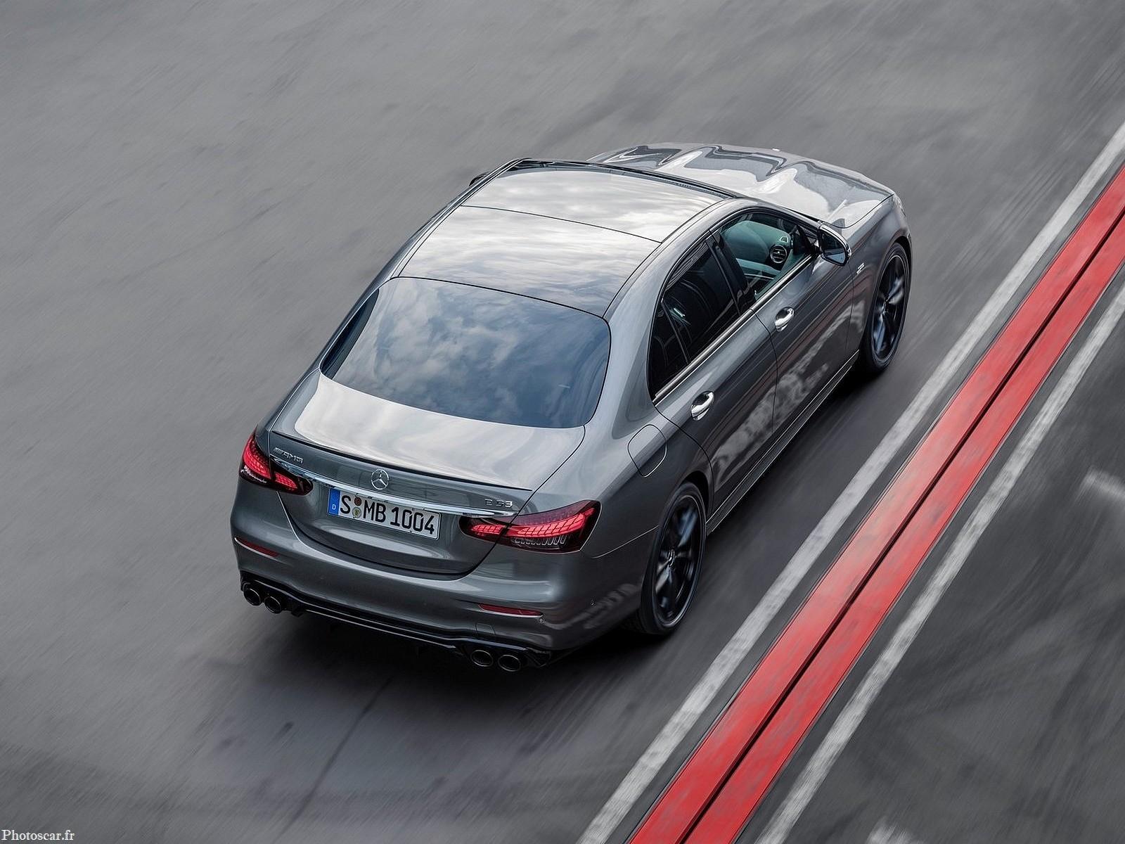 Mercedes-AMG E53 Sedan 2021
