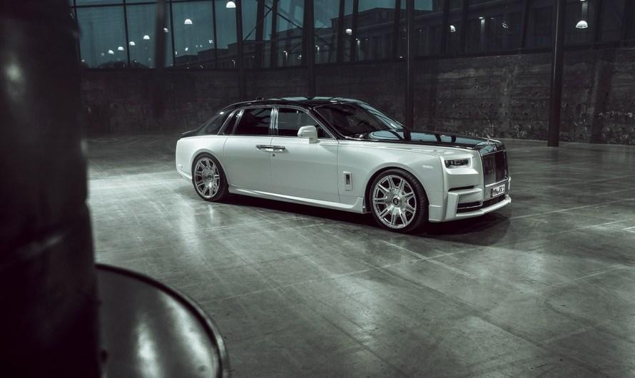 Spofec Rolls-Royce Phantom 2020, développement énorme de puissance