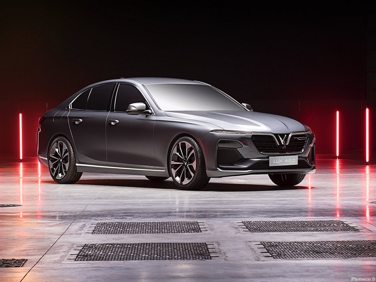 VinFast LUX A2.0 Sedan 2020