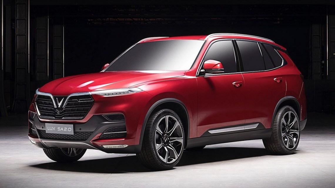 VinFast LUX SA2.0 SUV 2020 – Un nouveau SUV cool du Vietnam