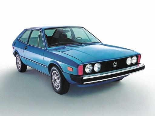 Volkswagen Scirocco US Spec 1974