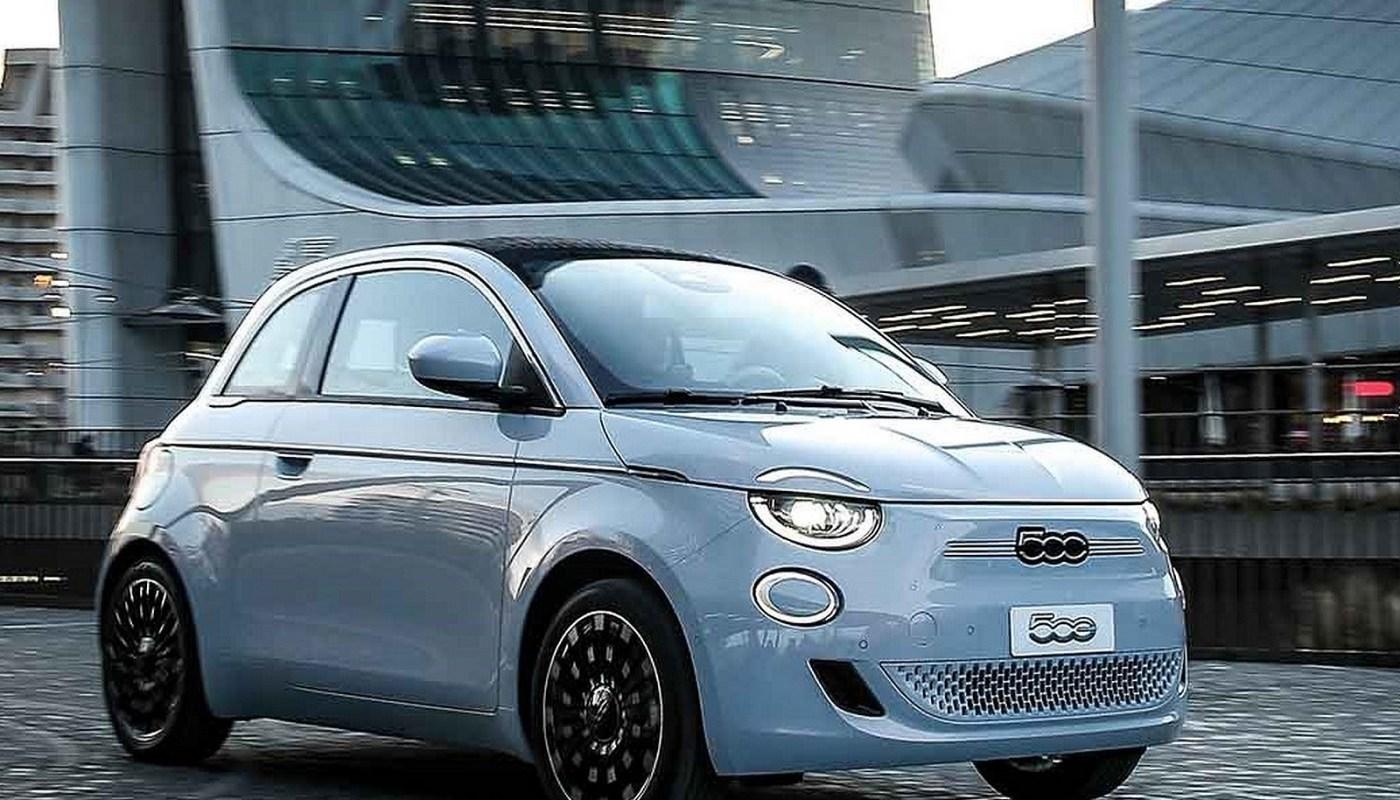 Fiat 500 La Prima 2021