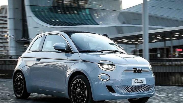 Fiat 500 La Prima 2021 – première voiture entièrement électrique de FCA