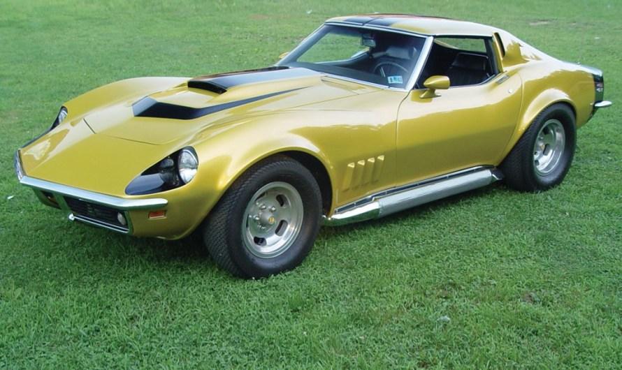 Baldwin Motion Corvette – Construite selon les spécifications du client