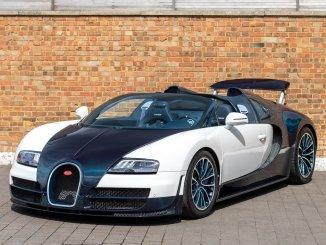 Bugatti Veyron Grand Sport Vitesse 2014