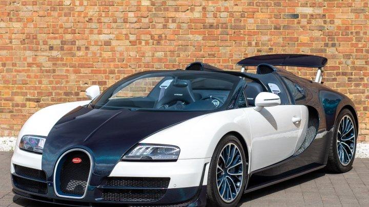 Bugatti Veyron Grand Sport Vitesse 2014 – L'aérodynamisme optimiser