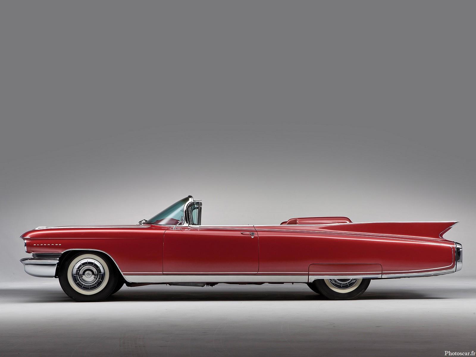 Cadillac Eldorado Biarritz 1960