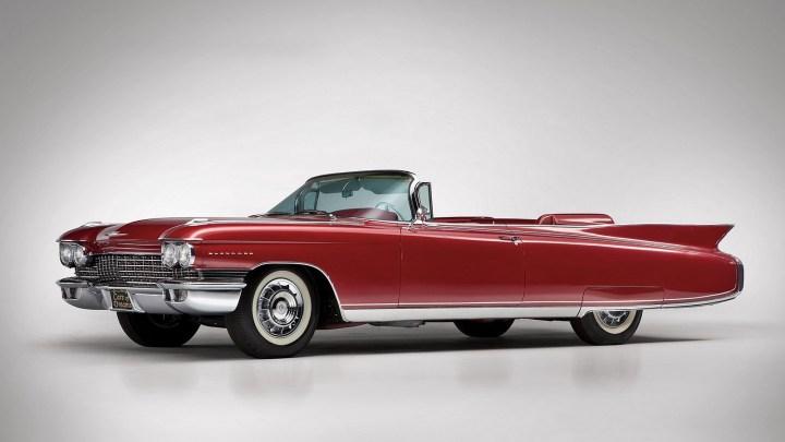 Cadillac Eldorado Biarritz 1960 la plus élégante et la plus désirable