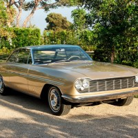 Cadillac Jacqueline Brougham Coupe Concept 1961