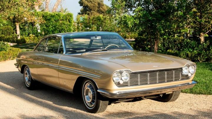 Cadillac Jacqueline Brougham Coupe Concept 1961 de Pininfarina