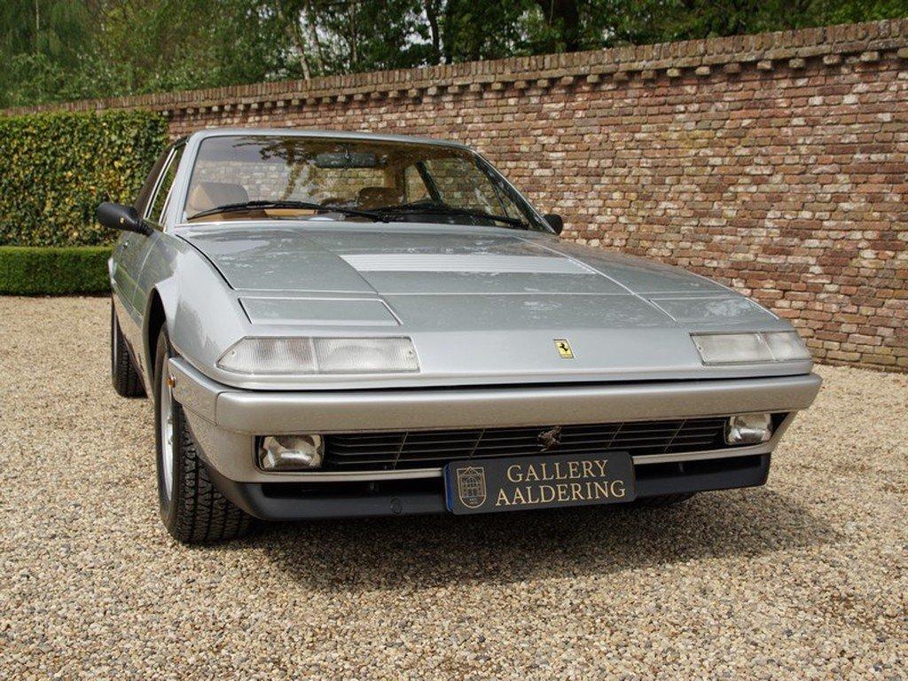 Ferrari 412 1988