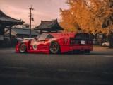 Khyzyl Saleem - Ferrari F40 Breadvan