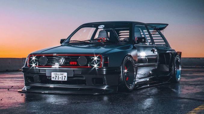 Khyzyl Saleem Volkswagen Golf GTI